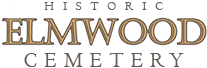 Elmwood Cemetery Inc Logo